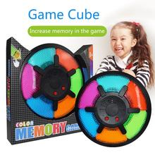Creativity Educational Memory Game With Lights and Sounds Toy Quiz Game Funny Learning Machine Toys For Children And Adult