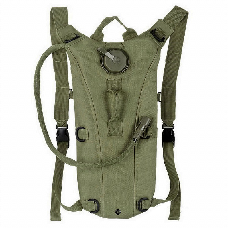 3L Water Bag Military Tactical Hydration Backpack Outdoor Sports Riding Camping Hiking Hunting Pack Water Bladder Carrier Bags