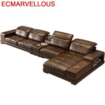 Set Zitzak Armut Koltuk Pouf Moderne Meble Moderno Sillon Divano Para Mobili Leather Furniture Mobilya De Sala Mueble Sofa