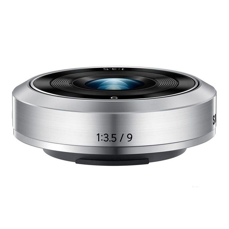 Nouvelle NX-M 9mm f/3.5 objectif pour Samsung NX mini, NX-F1 NXF1 caméra