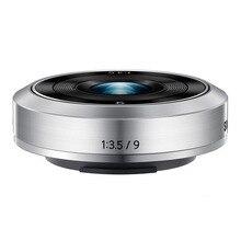 Nouvelle NX M 9mm f/3.5 objectif pour Samsung NX mini, NX F1 NXF1 caméra
