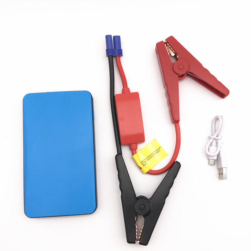 12V Muti-fuction Mini Portable Auto Engine Battery Charger Power Bank Car Booster Battery Car Battey Jump Starter