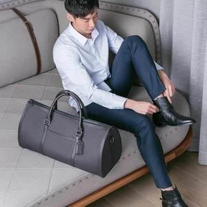 Image 2 - Светильник, дорожная сумка для деловых поездок, вместительная сумка для хранения багажа 35 л, водонепроницаемая складная сумка для отдыха на открытом воздухе