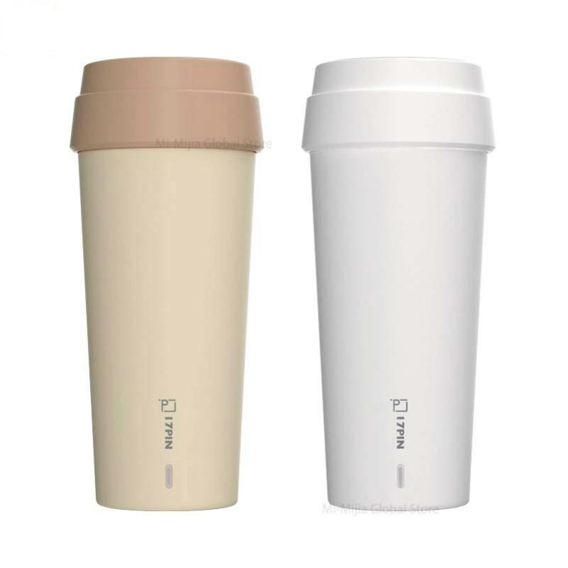 Xiaomi портативная чашка для кипящей воды 400 мл 400 Вт скрытые провода защита от сухого горения электрическая нагревательная чашка для Дома Офиса путешествий 17 контактов|Электрические чайники| | АлиЭкспресс