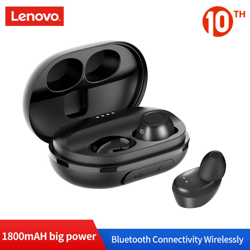 Dropshipping Lenovo S1 TWS Wireless Bluetooth Earphone Waterproof IPX5 True Wireless Stereo Music Sports Headset with Microphone|Bluetooth Earphones & Headphones| |  - title=