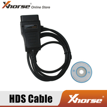 Xhorse HDS Cable OBD2 Diagnostic Cable For HONDA HDS Cable Supports Most 1996 and Newer Vehicles with OBDII/DLC3 Diagnostics