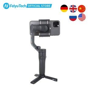 Image 2 - FeiyuTech ufficiale Vlog Pocket 2 MINI Smartphone palmare stabilizzatore cardanico selfie stick per iPhone 11 XS XR 8 7, HUAWEI P30 pro