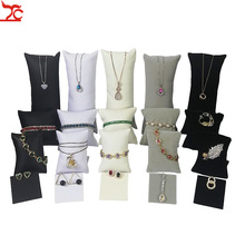 Rack Pillow-Holder Chain-Organizer Bracelet Anklet-Pillow Watch Jewelry Display Bangle