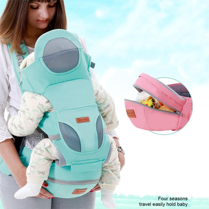 Baby carriers Backpacks belt Waist stool Baby's back towel Four season Multi-functional Baby sitting waist stool