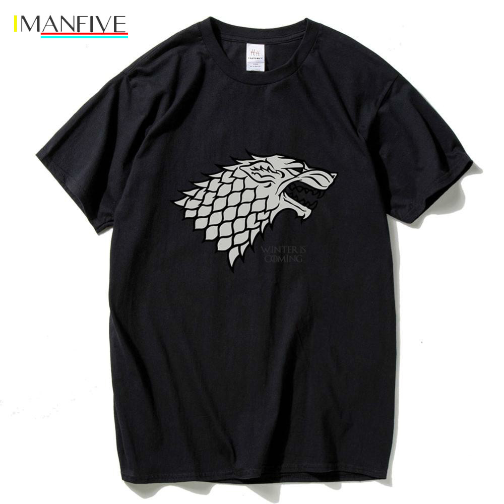 HanHent Breaking Bad Game of Thrones T Shirt Men Hodor Heisenberg Casual Man T Shirt Cotton Swag tshirt homme Tops Funny Shirt in T Shirts from Men 39 s Clothing