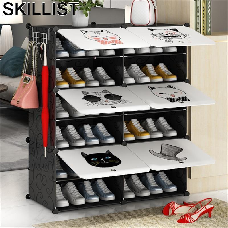 Zapatero Para El Hogar Ayakkabilik Porta Scarpe Moveis Cabinet font b Closet b font Scarpiera Furniture