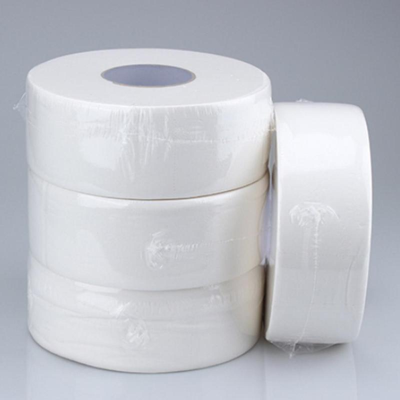 1pc 4 Layers Of Native Wood Pulp Toilet Roll Paper Toilet Tissue Paper Roll With Thick, Flexible, High-temperature Disinfection
