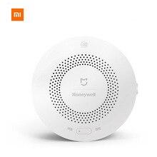 Original Xiaomi Honeywell Fire Alarm Smoke Sensor Gas Detector Work With Multifunction Gateway 2 Smart Home Security APP Control