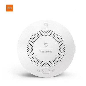 Image 1 - Original Xiaomi Honeywell Fire Alarm เซ็นเซอร์ควันเครื่องตรวจจับก๊าซทำงานร่วมกับ Multifunction GATEWAY 2 Smart Home Security APP Control