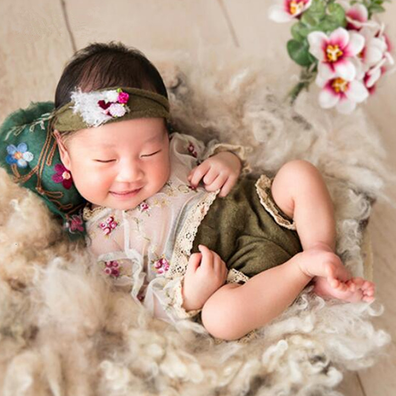 Newborn Photography Props Accessories Baby Photography Costume Infant Shooting Outfits Newborn Photo Prop Baby Girl Picture Prop