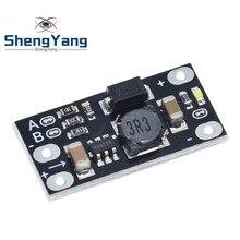 5 pièces 1.5A Mini Module de suralimentation multifonction 5V 8V 9V 12V indicateur LED bricolage Module de tension 3.7V batterie au lithium