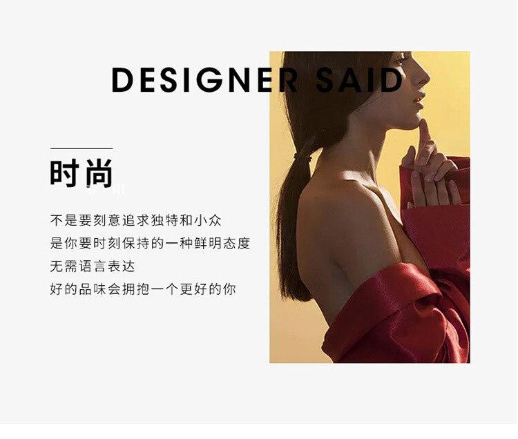 nova moda cem de um ombro saco de designer feminino