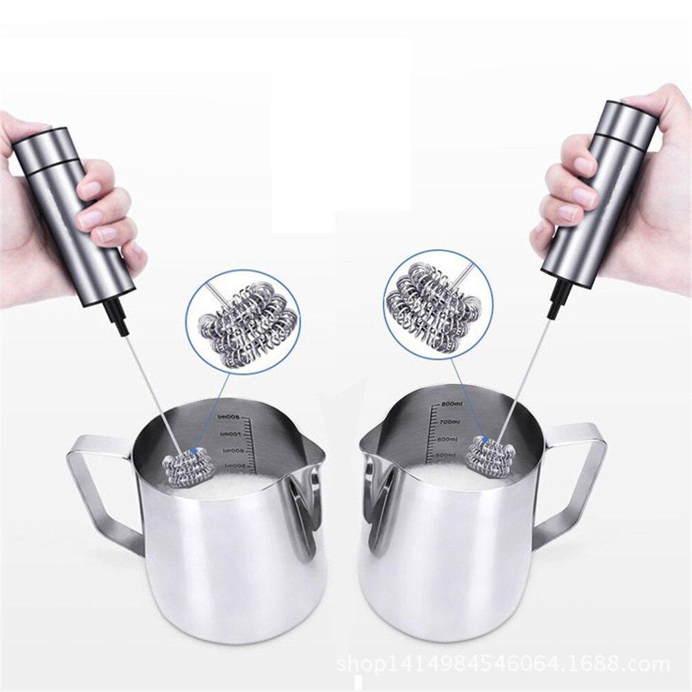 H4c78de984d8c4afe98db0a8fabd5c618r Handheld Electric Stir Stick Blender Milk Frother Foamer Stiring Whisk Head Agitator Mixer Kitchen Coffee Stirrer Maker Tool