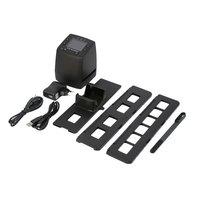 Film Scanner Resolution Scanner Digital Converts USB Negatives Slides Photo Scan Portable Digital Film Converter 2.4 Inch LED