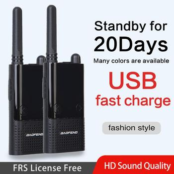 Baofeng BF-T9 FRS Walkie Talkie CB Ham Portable Two Way Radios BF T9  Hunting Ham Radios USB Charger