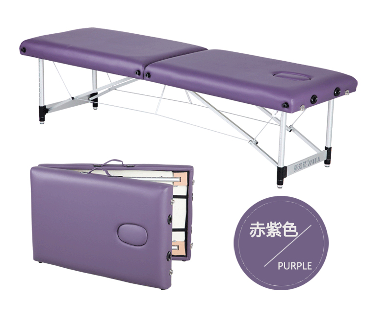 Original Point Folding Massage Bed, Massage Bed, Beauty Treatment, Tattoo Bed, Household Portable, Simple