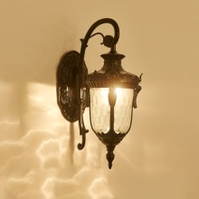 European Style Outdoor Balcony Garden Waterproof Wall Lamp Garden Villa Classic Light