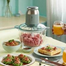 Onion Chopper Meat Grinder Electric Multifunction Sausage Stuffer Grinder Food Processor Keukenmachine Home Gadgets DE50JR