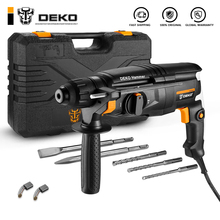 Rotary-Hammer Power-Tools Impact-Drill Electric Multifunctional Deko Dkrh26h2 Ce
