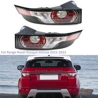 YTCLIN Tail Lights for Land Rover for Range Rover Evoque Vehicle 2011 2015 Rear Brake Lights Stop Light Car Light Assembly