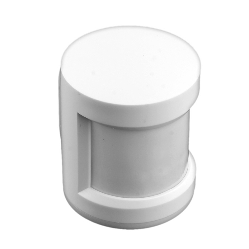 Super Mini Tuya ZigBee PIR Motion Sensor Wireless Passive Infrared Detector Smart Home Security Burglar Alarm Sensor APP Control