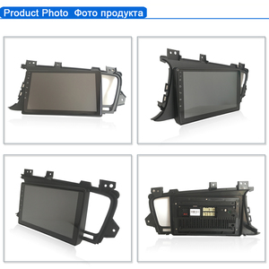 Image 5 - 4G WIFI 2G 32G אנדרואיד 9.0 2 דין רכב רדיו עבור KIA K5 אופטימה 2011 2015 autoradio רכב אודיו רכב סטריאו автомагнитола