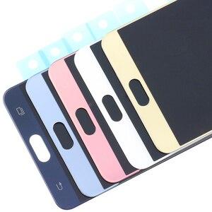 Image 5 - 5.7 100% ORIGINAL LCD for SAMSUNG Galaxy Note 5 Display LCD Touch Screen for SAMSUNG Note 5 Note5 N920A N9200 SM N920 N920C