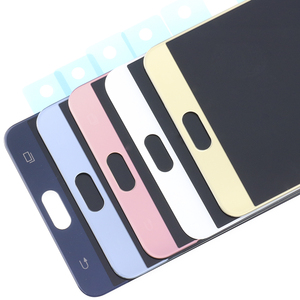 Image 5 - 5,7 100% Оригинальный ЖК дисплей для SAMSUNG Galaxy Note 5, ЖК дисплей с сенсорным экраном для SAMSUNG Note 5 Note5 N920A N9200 SM N920 N920C