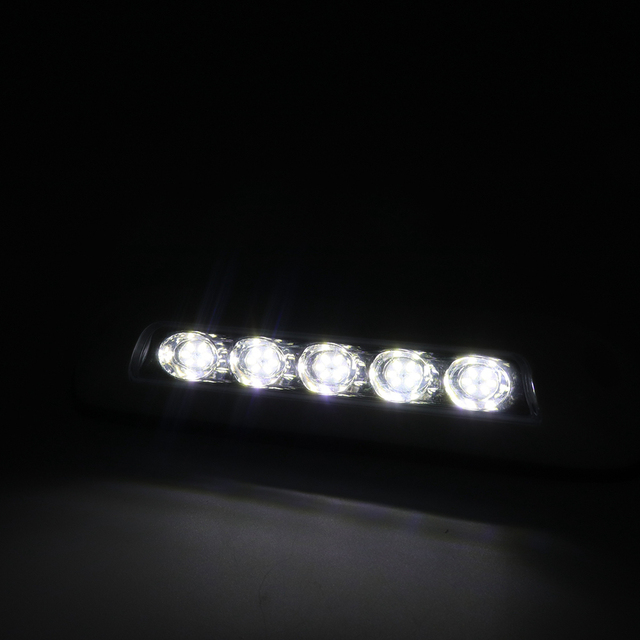 12v rv led awning porch light waterproof motorhome caravan interior wall lamps light bar rv van camper accessories