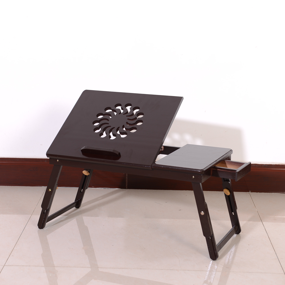 Portable Folding Laptop Table Sofa Bed Office Laptop Stand Desk Bed Table Computer Notebook Books