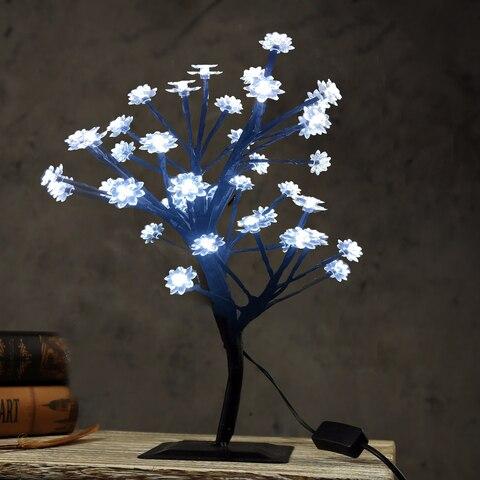 novidade luminaria mini led luzes do livro