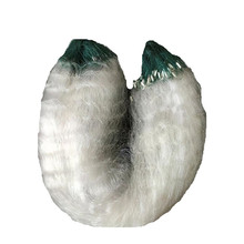 0.3mm monofilament nylon line sink fishing net china big mesh network fish trap outdoor pesca pote gill 85m