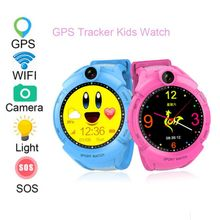 Q360 Kids Smart Watch with Camera GPS WIFI Location Child Smartwatch SOS Anti-Lost Monitor Tracker Baby Bracelet PK Q528 Q90 gm11 gps smart baby watch children kids sim camera sos call tracker anti lost monitor alarm clock smartwatch pk q528 y21 q50 q90