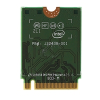 Tri-band sem fio-ac 2.4g/5g bt 4.2 para intel 18265ngw bluetooth 4.2 wifi módulo 867mbps wifi cartão para thinkpad t470 t570 t470s