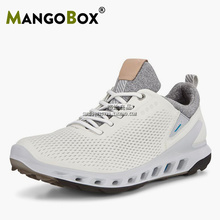 2020 Autumn Golf Shoes Breathable Leather Shoes Sports Shoes Light Weight Men Golf Shoes High Quality Golf Shoe Boy Walking Shoe