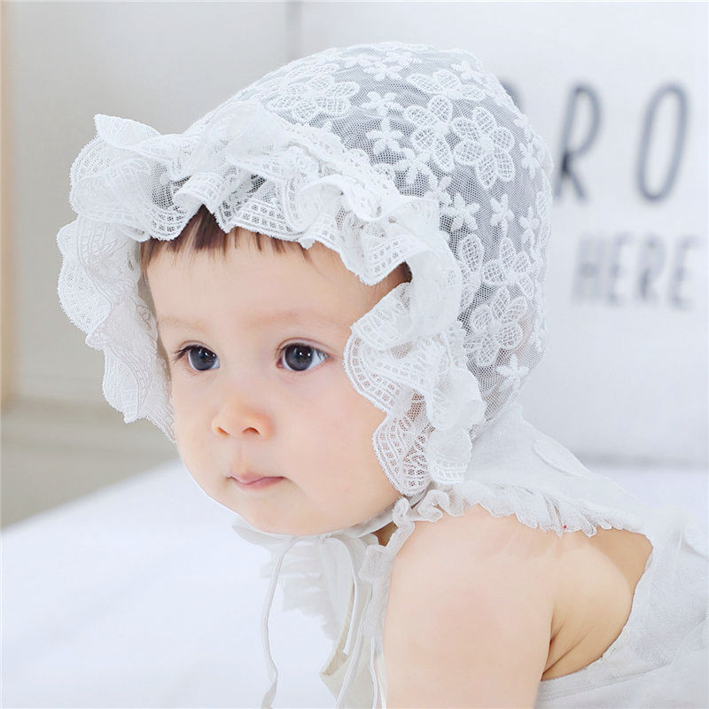 Новинка, милая детская шляпа, реквизит для фотографий, летние детские аксессуары с цветами для девочек, детская хлопковая шляпа, H863S