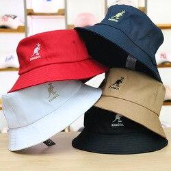 2020 New Unisex Pattern Bucket Hat Beach Sun Hat Street Headwear Fisherman Outdoor Cap Men and Woman Hat Solid Outdoors Travel