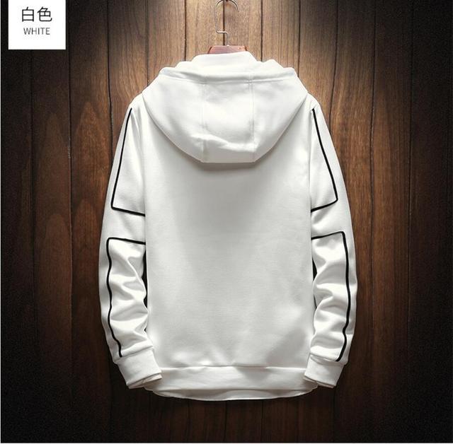 2019 New  Hot Sale  Autumn Men  Cotton Hoodies Sweatershirt Drop Shipping Fashion Printed Male Hoodies Hip Hop Clothing 1