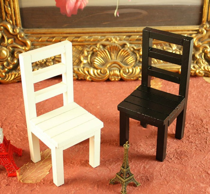 Creative Wooden Stool Wooden Crafts Creative Small Display Baby Photography Props Wooden Accessories