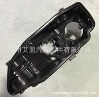 Made for  Audi A4L/2013-16 A4L headlights housing  A4 plastic black-shell headlamp backseat lamp