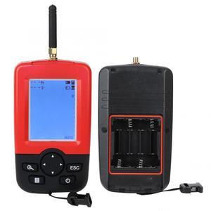 Image 3 - アップグレード魚群探知機無線魚ファインダー魚警報ポータブルソナーセンサー釣りルアーエコーサウンダ
