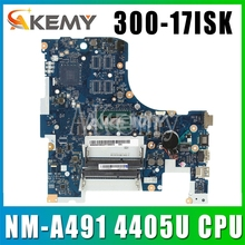CPU Laptop Motherboard Ideapad Lenovo 4405U for 300-17isk/Bmwd1/Nm-a491 SR2EX