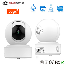 Wireless Ip Camera Wifi 1080P Home Smart Camaras Security Two-way Audio ptz Motion Detection Video Web Cam