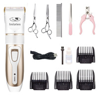 Set meal A01-Pet Clipper Dog Grooming haircut Trimmer Shaver Set