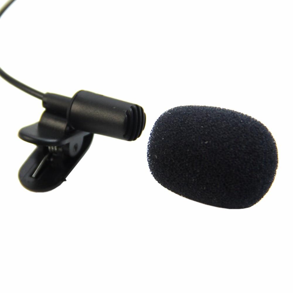 Universele draagbare 3,5 mm mini microfoon handsfree clip-on - Draagbare audio en video - Foto 6